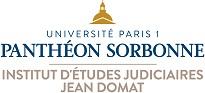 Site de l'IEJ de l'Université Paris 1 Panthéon-Sorbonne (logo)